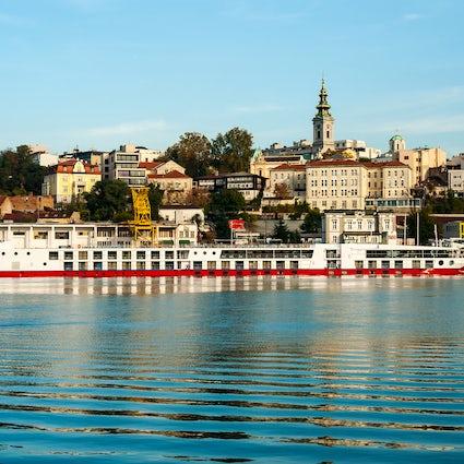 Verano en Belgrado
