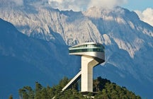 Le chef-d'œuvre de Zaha Hadid à Innsbruck - Saut à ski de Bergisel