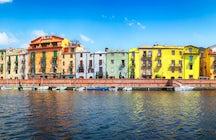 Entdecken Sie Bosa, die Pastellstadt auf Sardinien