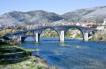 A 16th-century masterpiece – Arslanagića Bridge in Trebinje