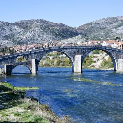 A 16th-century masterpiece – Arslanagića Bridge in Trebinje