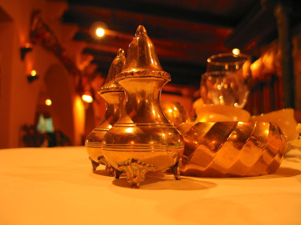 Exotic restaurant in Brussels: Les Marmites du Monde