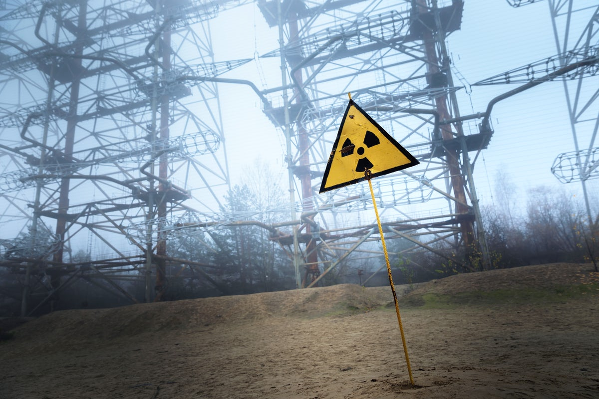 Only for nuclear thrill-seekers: Chernobyl Zone