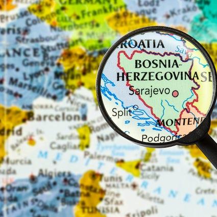 Europas letzte unentdeckte Perle - Bosnien & Herzegowina