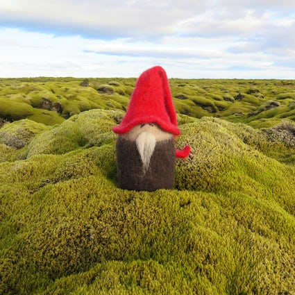 Meet the elves of Iceland