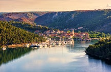 Skradin – Bill Gates was there