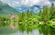 Mountain cabin guide: Štrbské Pleso at the High Tatras