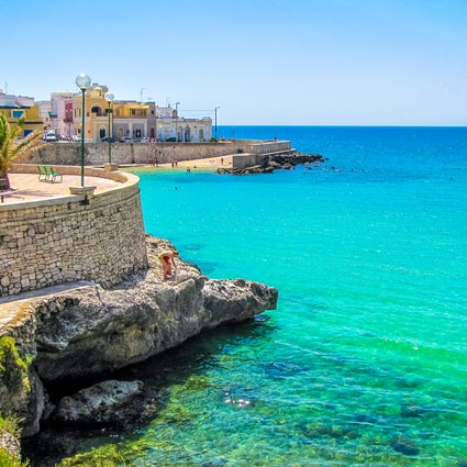Stranden van Nardò - een natuurreservaat en een stadsstrand