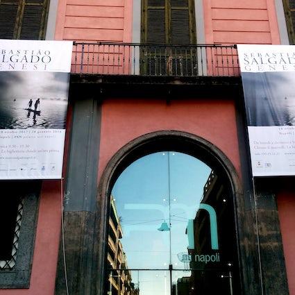 """Sebastiao Salgado's exhibition """"Genesis"""" finally in Naples"""