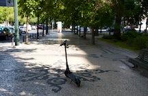 Avenida da Liberdade, un centro cultural en Lisboa