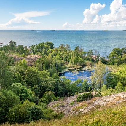 Vallisaari, la isla menos conocida de Helsinki
