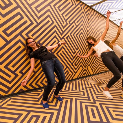 Trick and entertain your senses at Ljubljana's House of Illusions