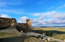 Regina & Reina, een Romeinse stad getorened door een Arabisch kasteel