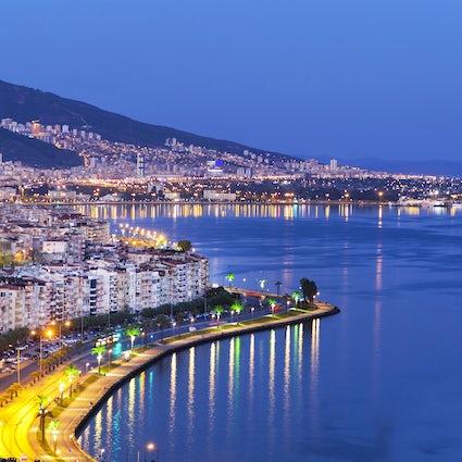 Izmir : The City of the Goddess Athena