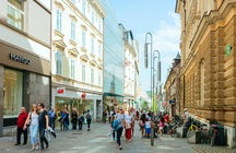 Ljubljana's top five shopping streets and malls