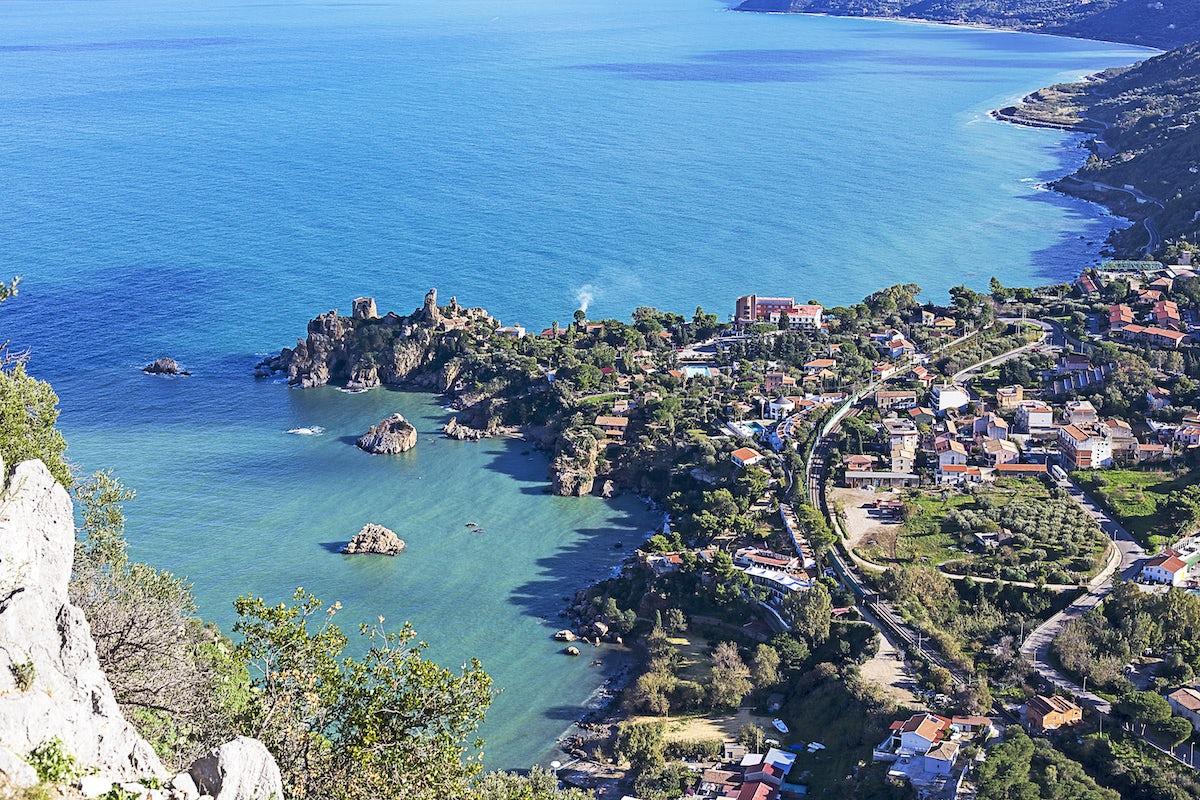 The Riviera dei Ciclopi