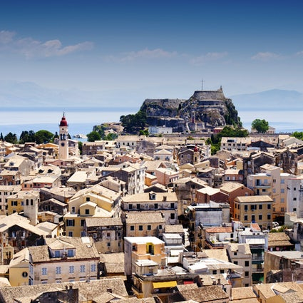 Cultural Sightseeing in Corfu