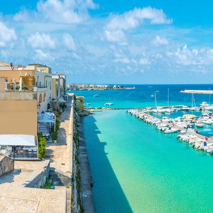 An Apulian 3-day trip; starting point, Brindisi