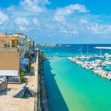 Een driedaagse Apulische reis; vertrekpunt, Brindisi.