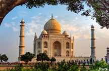 Taj Mahal: India's glory