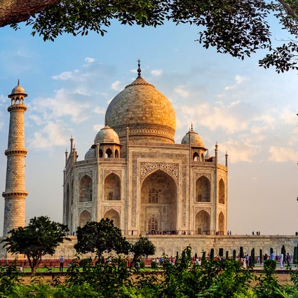 Taj Mahal: La gloria de la India