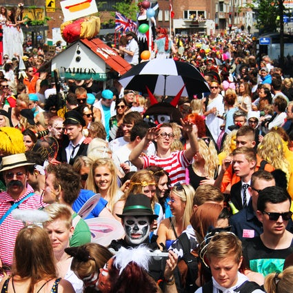 Aalborg, le plus grand carnaval d'Europe du Nord!