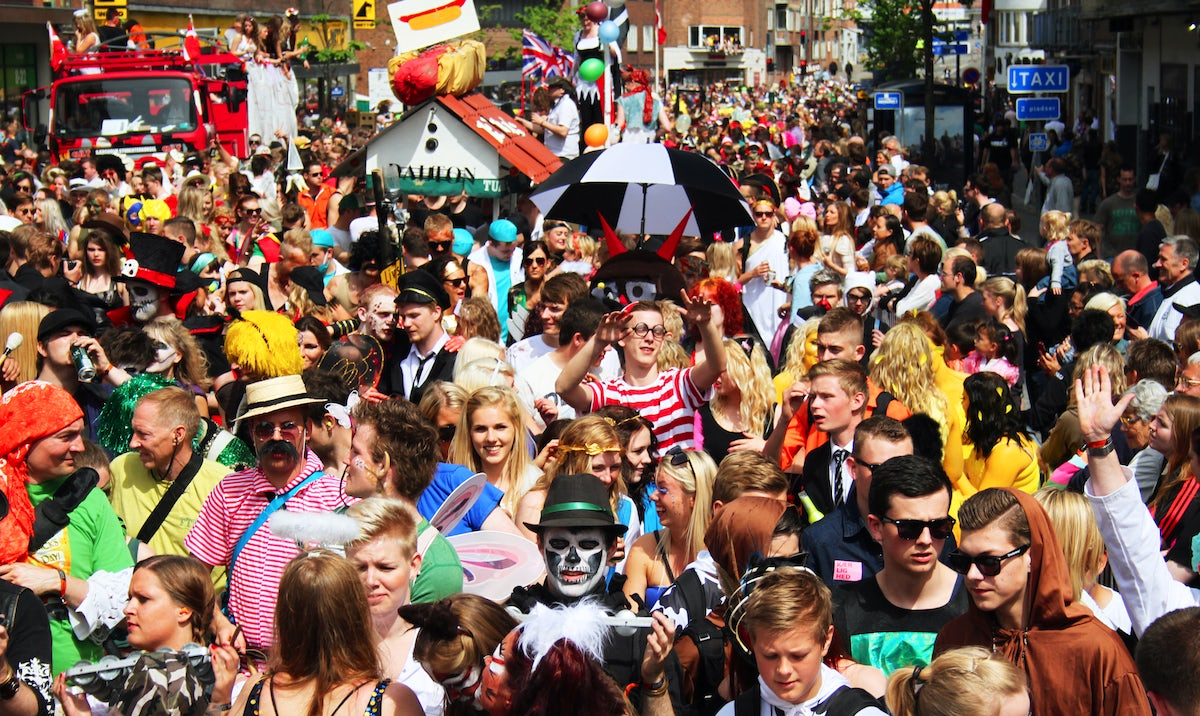 The Biggest Carnival in Northern Europe, Aalborg!