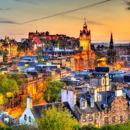 First timers in Edinburgh: things to do