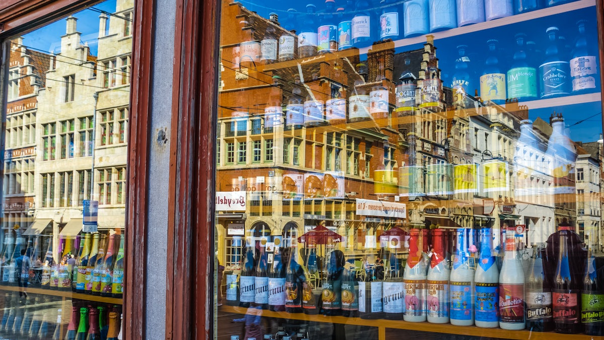Brussels holy trinity: Guide to the best beer