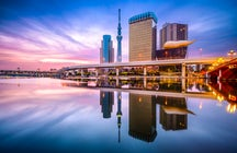 Sumida Ward: wo Edo auf das moderne Tokio trifft