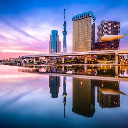Sumida Ward: where Edo meets modern Tokyo
