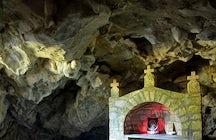 Cave church Kadjenica, a sad monument to freedom of Serbian people