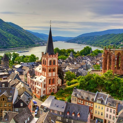 A romantic getaway to Bacharach!