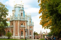 Get inspired in Tsaritsyno, Moscow's most romantic park