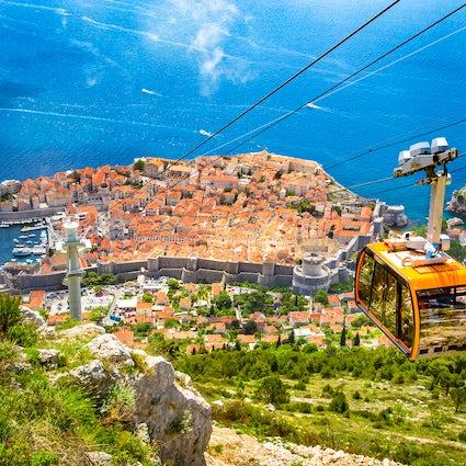 Nature around Dubrovnik: Srđ and Rijeka Dubrovačka