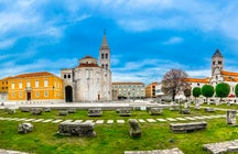 Explore the Roman side of Zadar