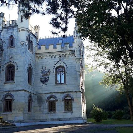 El renacimiento del Palacio Sturdza en Miclăușeni