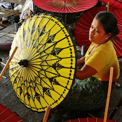 Pathein: der Geist des Irrawaddy