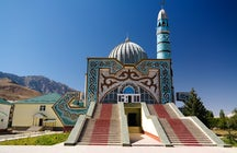 Insights into a diverse cultural heritage: 4 mosques of Kyrgyzstan