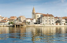 Umag: the westernmost town in Croatia