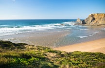 Algarve Beach Encyclopedia! Aljezur pt1