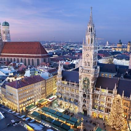 Munich: The Capital of Bavaria