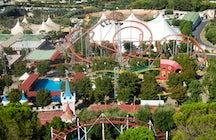 Zoosafari Fasanolandia, a wildlife safari and amusement park
