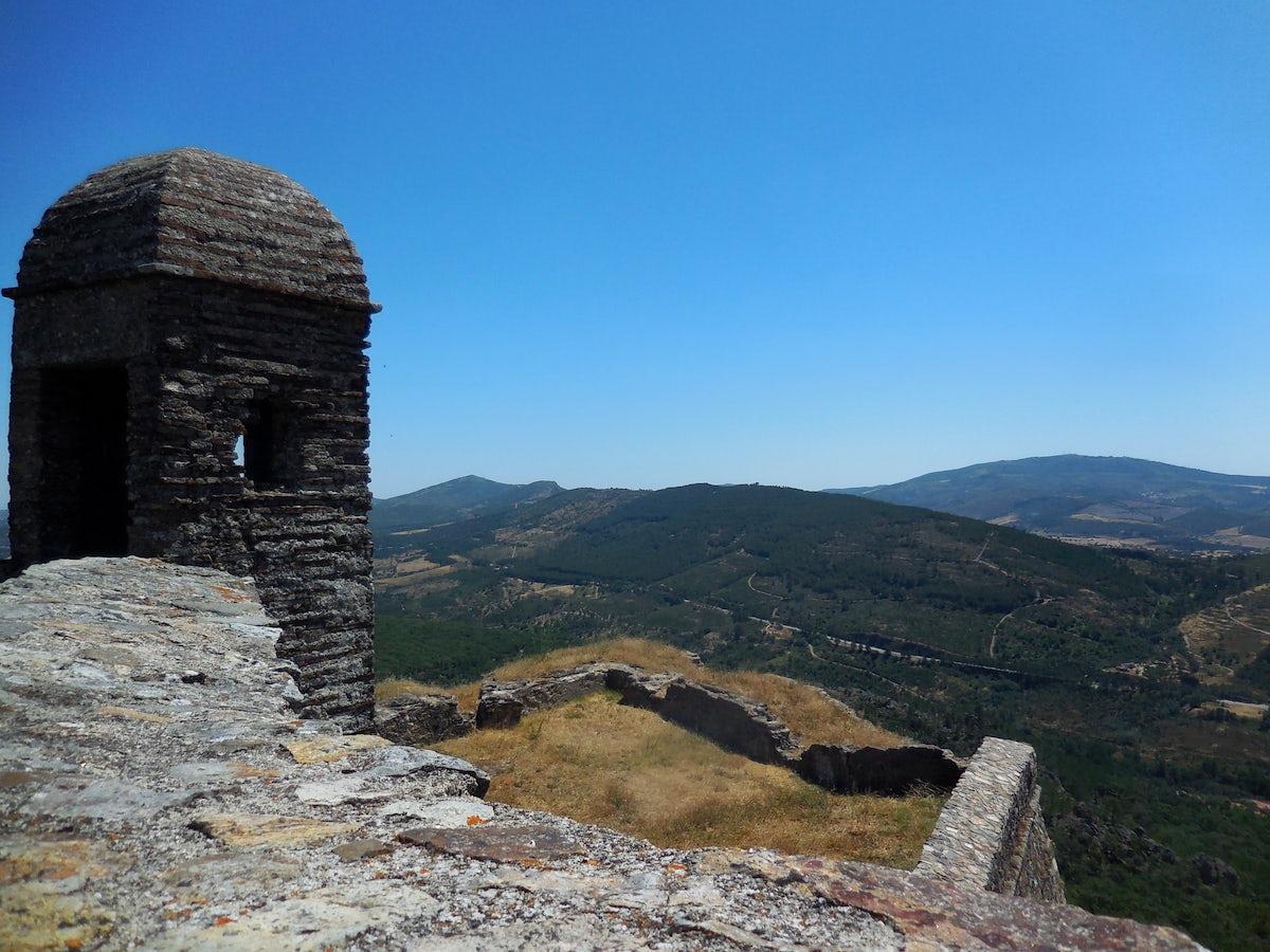 Marvão, the impregnable fortress of the Alentejo
