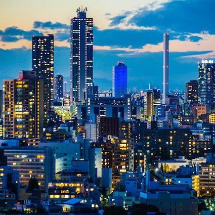 Ikebukuro: adembenemend uitzicht & vrouwelijke otaku cultuur