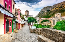 Mostar, a splendour worth million visits