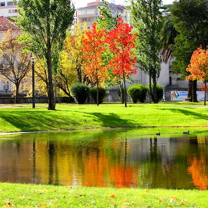 Parks and gardens in Lisbon's outskirts