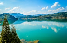 The greatest man-made lakes in Bosnia & Herzegovina