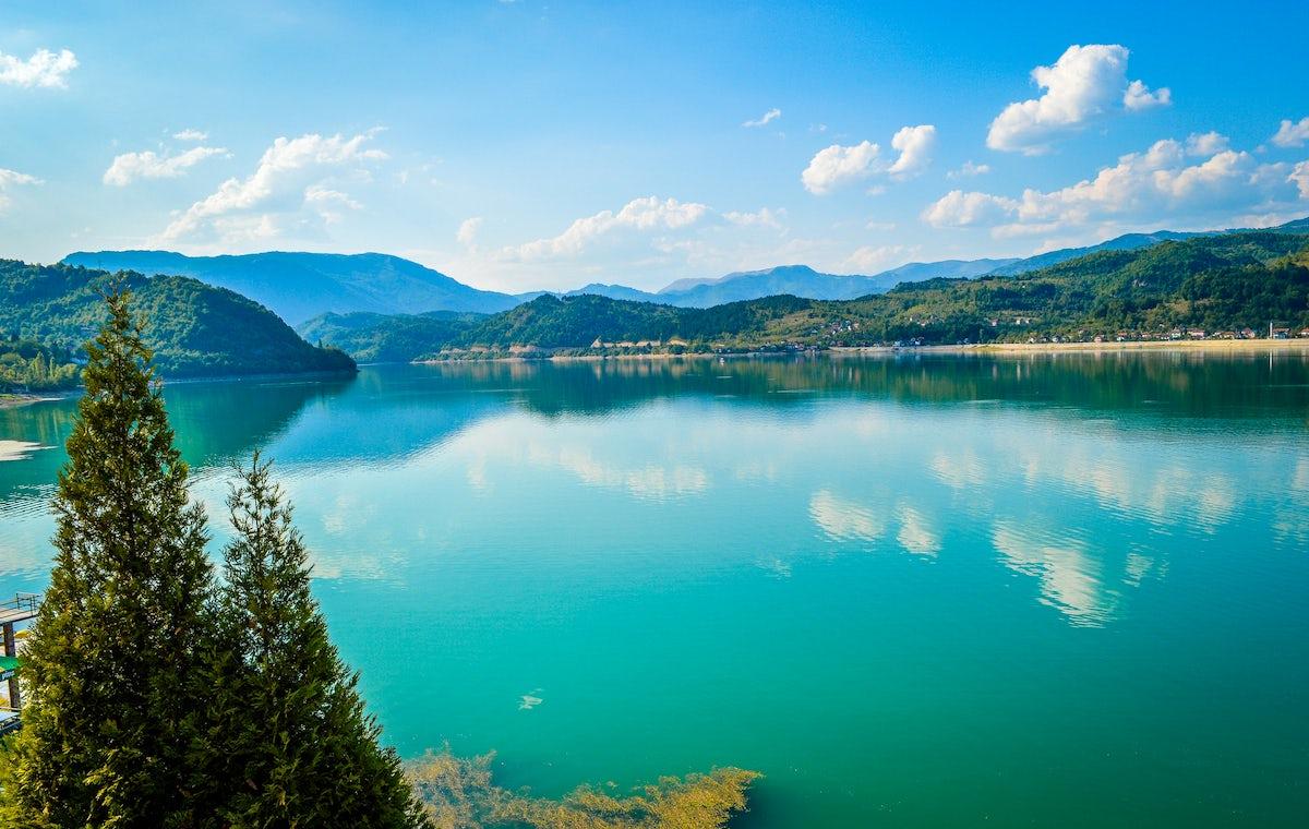 The greatest man-made lakes in Bosnia & Herzegovina