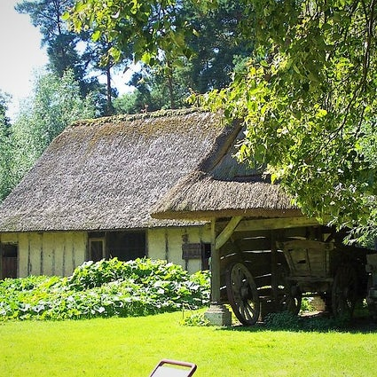 Bokrijk, going back in time